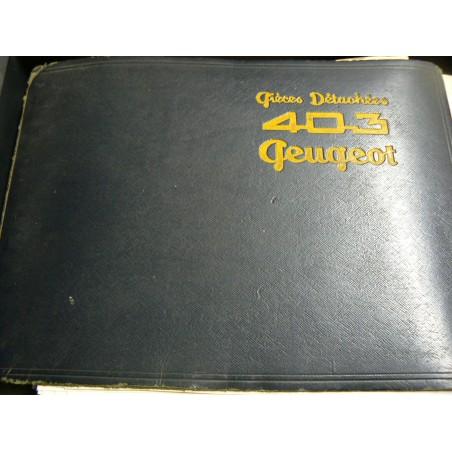 Catalogue illustré pièces détachées électricité
