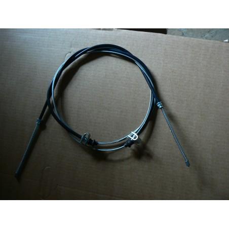 cable de frein secondaire double