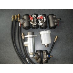 kit complet freinage thermostable