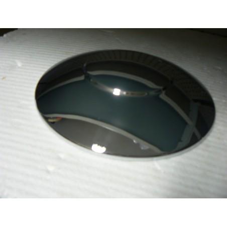 Enjoliveur de roue etoile chrome