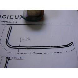 Tube avant Pièce R1104...