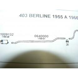 Tube intermédiaire (berline)