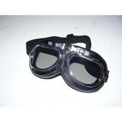 lunettes chromées