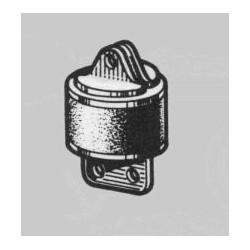 Paire de supports moteur
