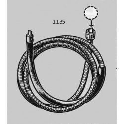 Cable de compteur embout carre