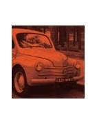 Pièces Renault 4cv